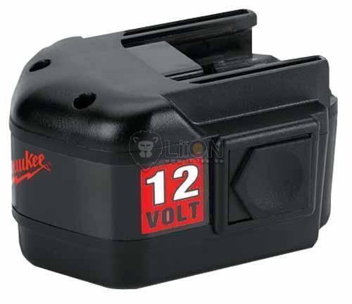 Milwaukee 12V 2Ah NiMh battery