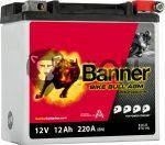 Banner Bike AGM Profes 51421 - ETX14L