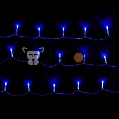 Well karácsonyi fényfüzér 20 LED kék fény
