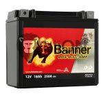 Banner YTX20L-BS Bike Bull AGM Motorkerékpár Akkumulátor 51821