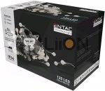 ECL-PPB-120CW Entac Karácsonyi Fényfüzér 15mm Balls 120 LED 9m CW