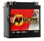 Banner YTX20CH-BS Bike Bull AGM Motorkerékpár Akkumulátor 51822
