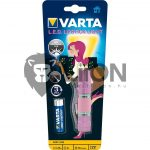 Varta 16617 LED Lipstick Light Pink 1AAA