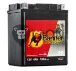 Banner YTX7L-BS Bike Bull AGM  Motorkerékpár Akkumulátor 50614