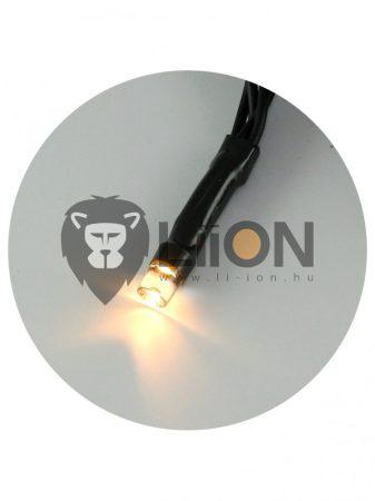 Trixline karácsonyi fényfüzér 100 LED meleg fehér fény 2700K 1080cm (TR304)