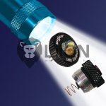 LUC2-07 niteize AA LED Upgrade Combo II Szett