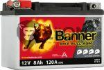 Banner Bike AGM Profes 50901 - ETX9