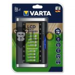 VARTA LCD MULTI CHARGER - TÖLTŐ akkuk nélkül - 57671