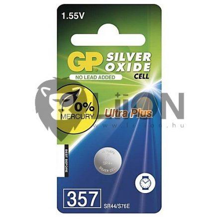 GP SR44 ezüst-oxid gombelem