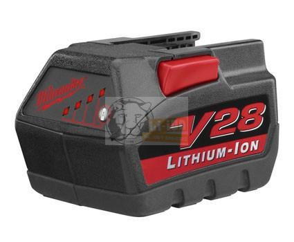 Milwaukee V28 li-ion szerszámgép akkumulátor felújítás