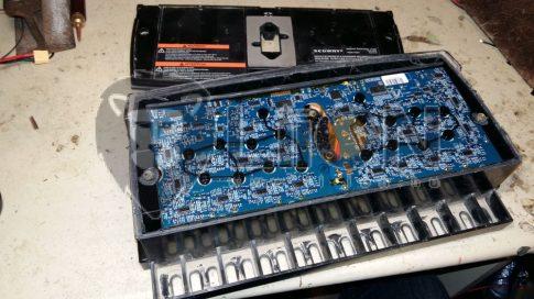 Segway LiFePO4 72,6V akku felújítás
