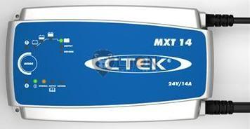 CTEK MXT14 busz, hajó, teherautó akkumulátor karbantartó töltő 56-734