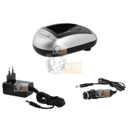 Konica DR-LB4 kamera akkutöltő
