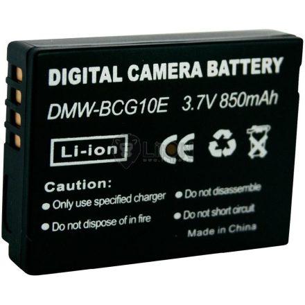 Panasonic DMW-BCG10E utángyártott kamera akku