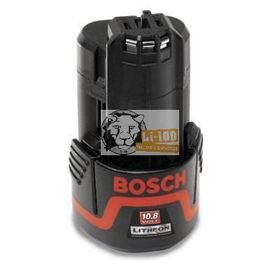 Bosch 10,8V 1,5Ah Li-ion szerszámgép akku felújítás