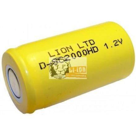 LION SC 2000 akku ni-cd