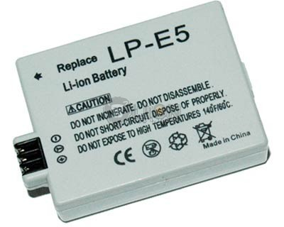 CANON LP-E5 Digital Camera Battery - Replacement