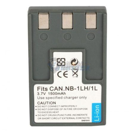NB-1L  akku Canon kamerához