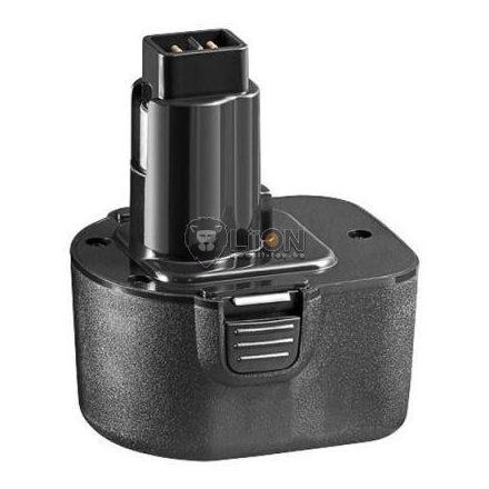 Black&Decker 12V szerszámgéphez Ni-Cd 2Ah akku