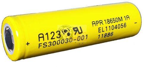 APR18650 3,3V 1100mAh LiFePO4 akku