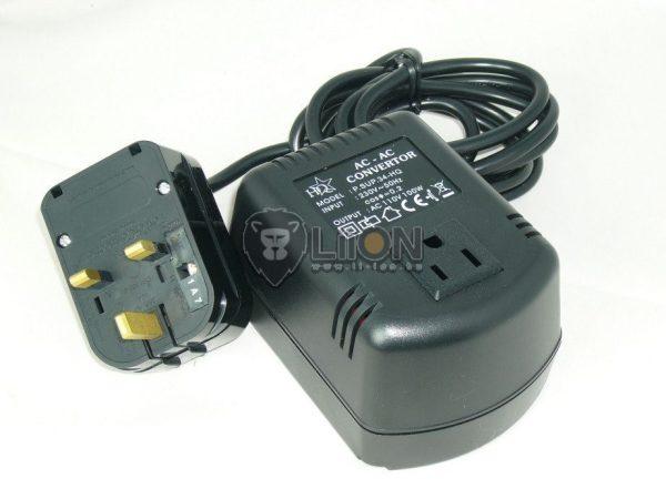 HQ75 átalakító 220V-ról 110V-ra 75W konverter