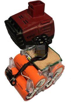 Hilti B144 li-ion akkumulátor felújítás