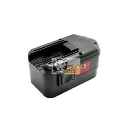 Milwaukee PSH 18/PSH18X/PWS18 18V ni-cd szerszámgép akku felújítás