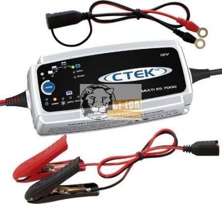 CTEK MXS udržiavacie nabíjanie 7,0 autobatérie