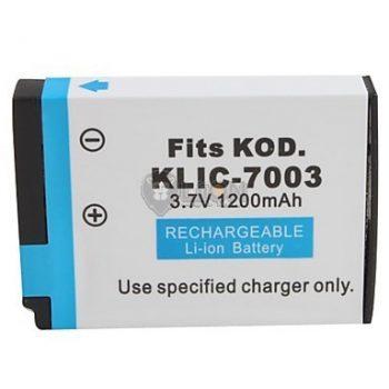 Kodak KLIC 7003 utángyártott kamera akku