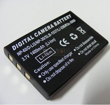 Casio NP-30 utángyártott kamera akku