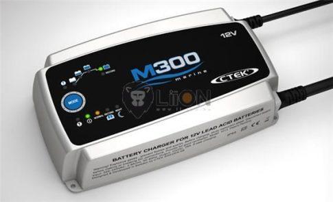 CTEK M300 hajó akkumulátor töltő