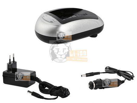 JVC BN-V707 kamera akkutöltő