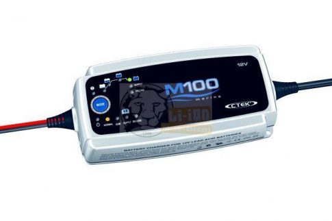 CTEK M100 hajó akkumulátor töltő