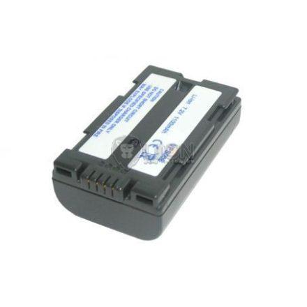 Panasonic CGR-D08/CGR-D120  kamera akku utángyártott