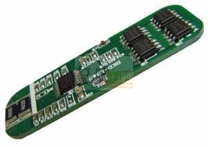 PCB - védelmi elektronika 10,8V / 11,1V 6A (li-ion , li-polymer)