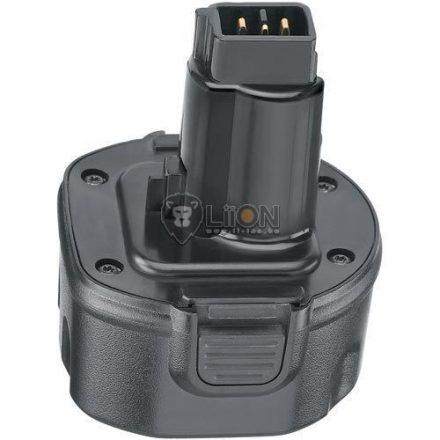 Black&Decker 9,6V Ni-Mh 3,3Ah szerszámgép akku