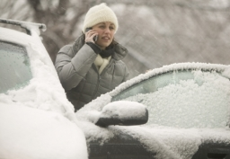 autó indító akkumulátor mobil segítségkérés