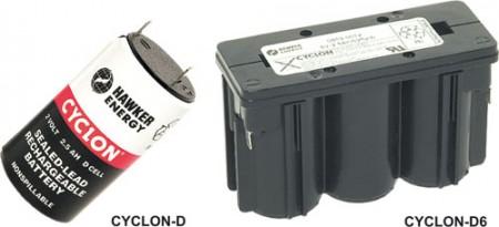 Cyclon-Batterien