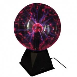 Plasma Ball, plasma disk