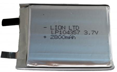 Li-Polymer akku